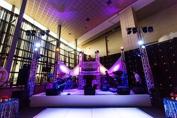 Professional DJ Corporate Event Production and Live Entertainment for Corporate Events Imprint Group Denver Florida Las Vegas Live Bands Interactive Entertainment Best Corporate Entertainment