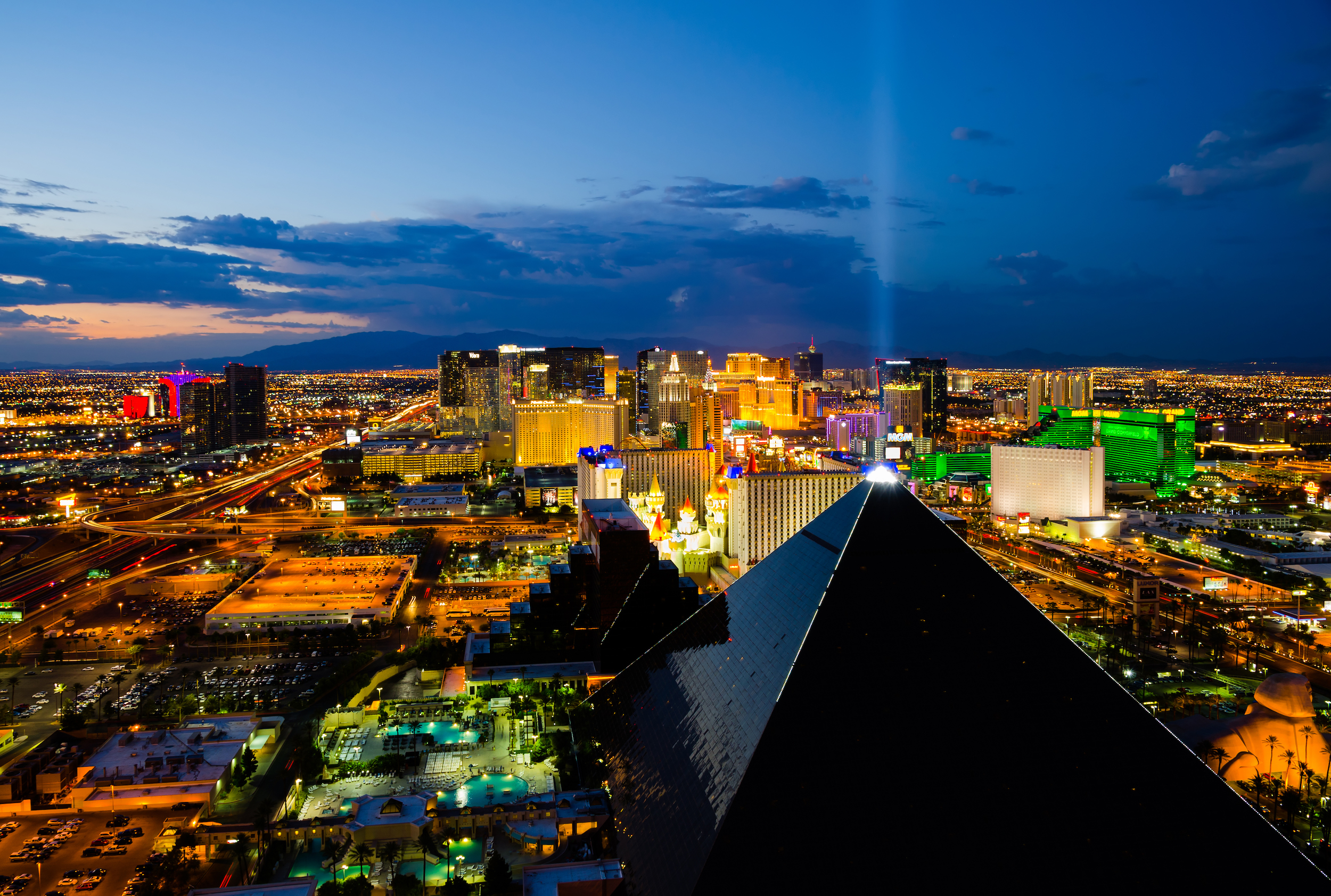 Destination Management Las Vegas and Special Events Company in Nevada
